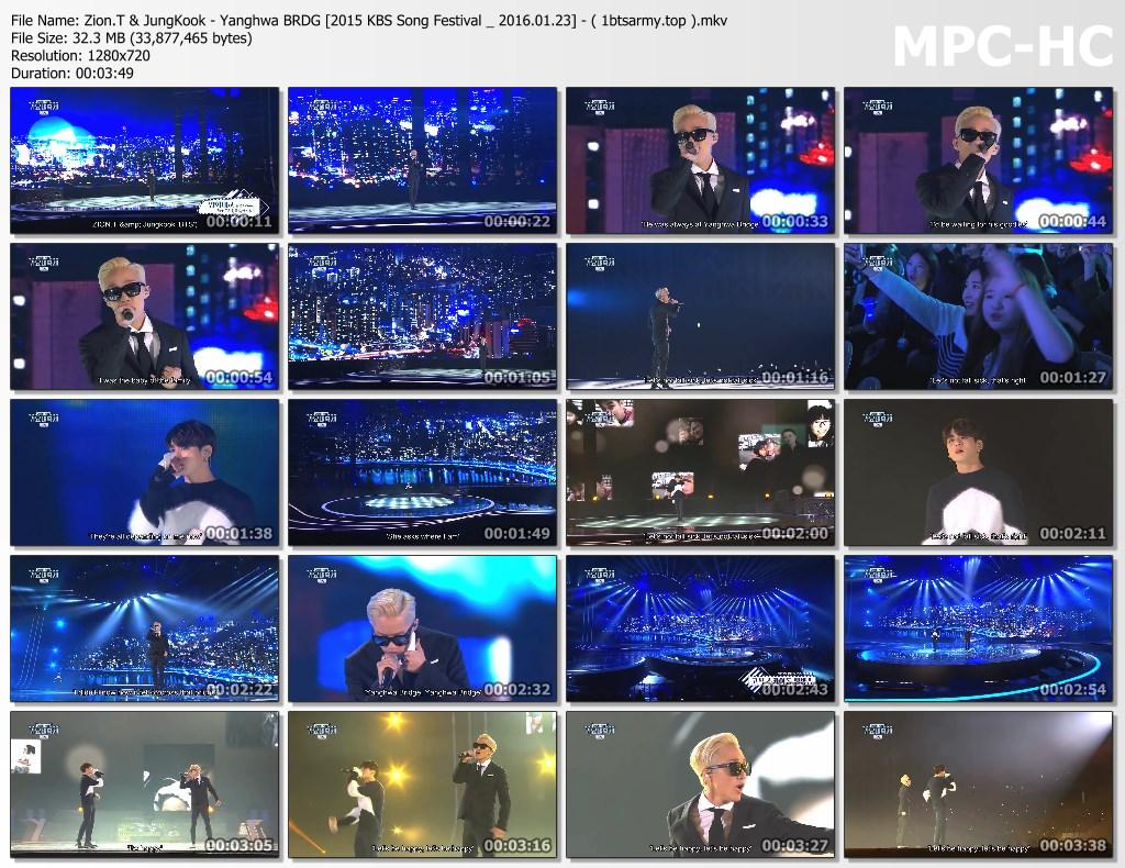 9e0g zion.t amp jungkook   yanghwa brdg [2015 kbs song festival 2016.01.23]   ( 1btsarmy.top ).mkv thumbs - video /links] BTS Various Artist Song Cover Performs]
